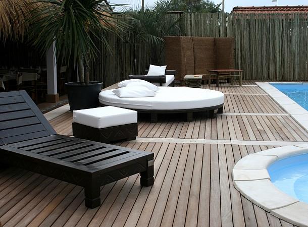 Pavimenti per esterno vero legno o materiale composito - Pavimenti per esterno offerte ...