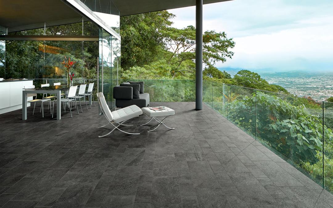 Gres porcellanato da esterno un omaggio alla pietra naturale - Gres porcellanato da esterno ...