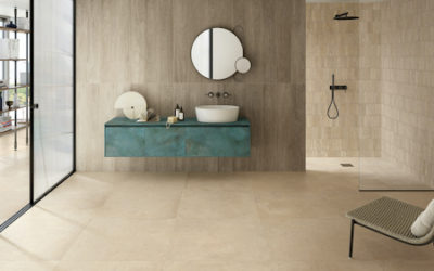 Piastrelle per il bagno eleganti, sofisticate e pratiche